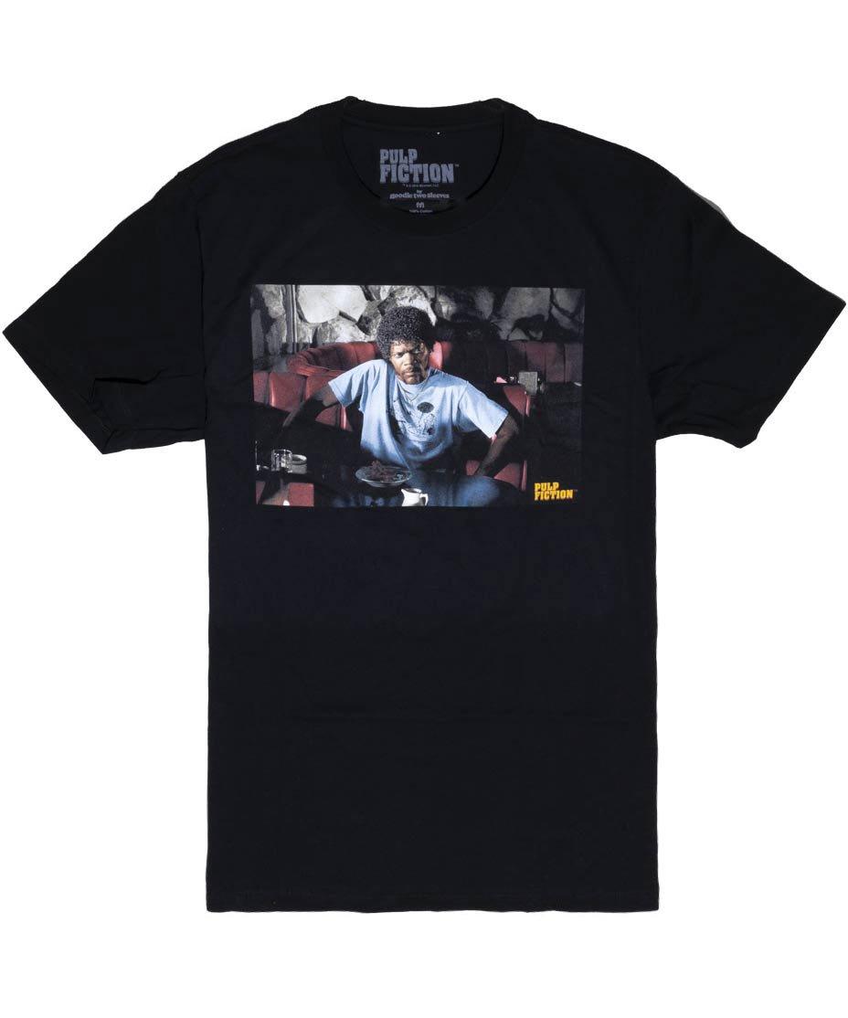 パルプ・フィクション ( Pulp Fiction ) ジャクソン ダイナー 映画 サミュエル メンズTシャツ