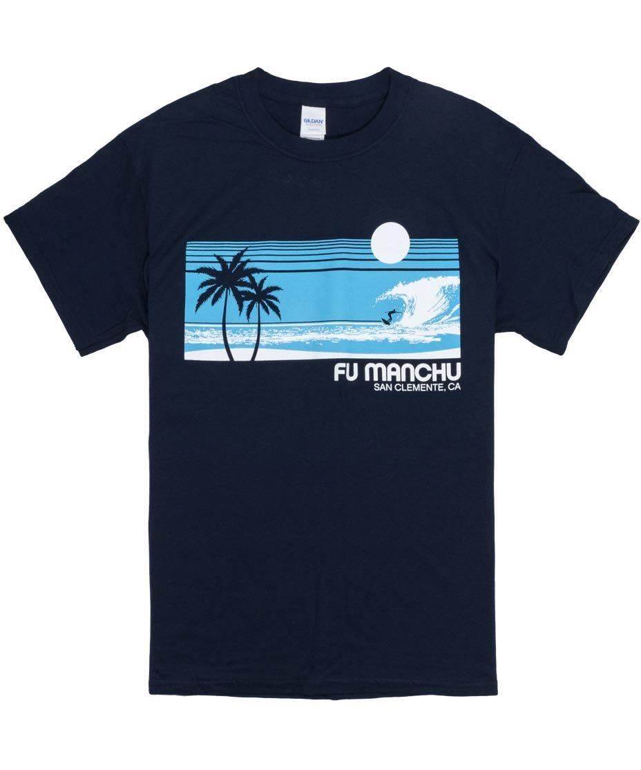 Fu Manchu サーフ サンクレメンテ バンドTシャツ