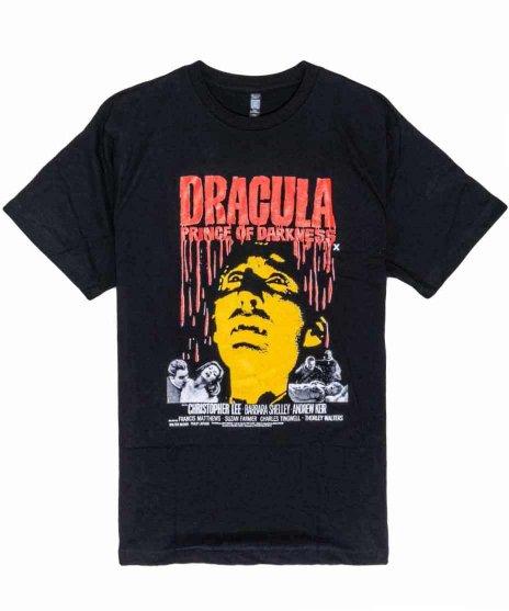 凶人ドラキュラ 映画 メンズTシャツカラー:BLK<br>サイズ:L<br>ポスターデザイン