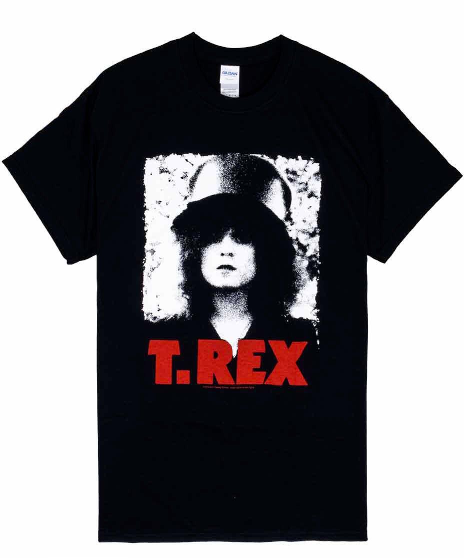T-Rex バンドTシャツ PIXELATED