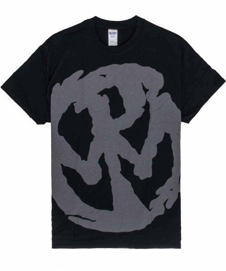 ペニーワイズ ( Pennywise ) バンドTシャツ PWロゴカラー:ブラック<br>サイズ:M、L、;XL<br>大きいPWのロゴデザイン