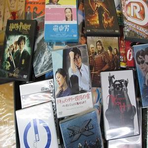 【送料無料】DVDアソート 1箱(1箱70〜80枚セット)
