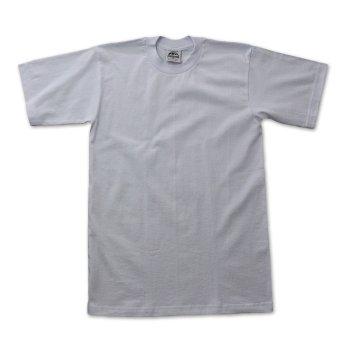 プロファイブ PRO5 ASUPERHEAVY PLAIN TEE Tシャツ WHITE ホワイト S/S T-SHIRTS Lサイズ