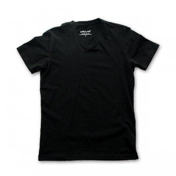 CITYLAB / シティラブ/Stretch Slim Fit S/S TSHIRTS/ショートスリーブTシャツ/COLOR(BLACK)/カラー(ブラック) Lサイズ