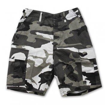 ROTHCO/ロスコ/ROTHCO BDU SHORT P/C/ショーツ/COLOR(CITY CAMO)/カラー(シティカモ)/SHORT PANTS XSサイズ