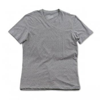 シティラブ CITYLAB ショートスリーブTシャツ GRAY グレー S/S TSHIRTS Lサイズ