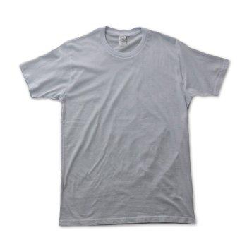 プロクラブ PRO CLUB LIGHT WEIGHT TEE ライトウエイト Tシャツ WHITE ホワイト S/S T-SHIRTS Lサイズ