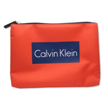 <img class='new_mark_img1' src='https://img.shop-pro.jp/img/new/icons29.gif' style='border:none;display:inline;margin:0px;padding:0px;width:auto;' />カルバンクライン Calvin Klein clutch bag クラッチバッグ ORANGE オレンジ BAG