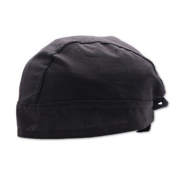 ロスコ ROTHCO Solid Color Headwrap ヘッドラップ BLACK ブラック OTHER
