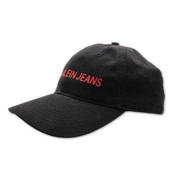 カルバンクライン Calvin Klein SNAPBACK CAP スナップバック キャップ BLACK ブラック CAP