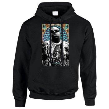 アールマックスクロージング R MAX CLOTHING Notorious Hoodie フーディー BLACK ブラック PARKER Lサイズ