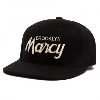 HOOD HAT Marcy キャップ Snapback Black ブラック CAP