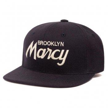 HOOD HAT Marcy II キャップ Snapback Navy ネイビー CAP