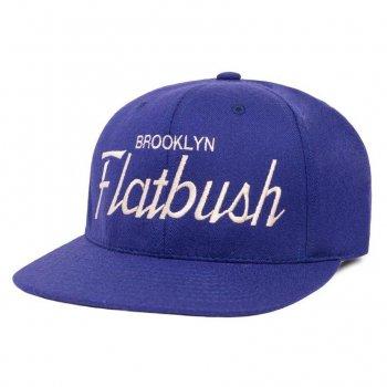 HOOD HAT Flatbush キャップ Snapback Royal ロイヤル CAP