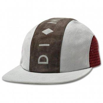 ダイアモンドサプライ DIAMOND SUPPLY CO. MARQUISE SP19 5 PAN CLIPBACK キャップ GREY グレー CAP