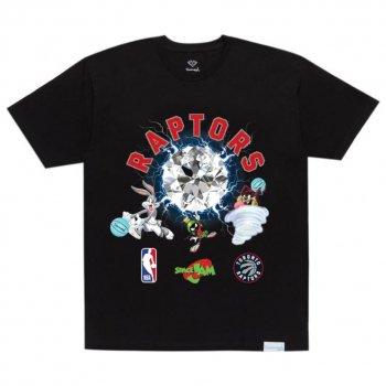 ダイアモンドサプライ DIAMOND SUPPLY CO. RAPTORS TEE Tシャツ BLACK ブラック S/S T-SHIRTS