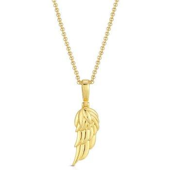 ザ・ゴールドゴッズ THE GOLD GODS Micro Angel Wing ネックレス GOLD ゴールド NECKLACE