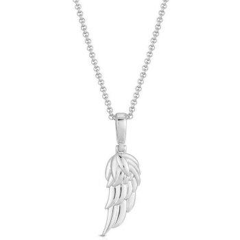ザ・ゴールドゴッズ THE GOLD GODS Micro Angel Wing ネックレス WHITE GOLD ホワイトゴールド NECKLACE