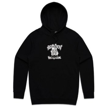 <img class='new_mark_img1' src='https://img.shop-pro.jp/img/new/icons15.gif' style='border:none;display:inline;margin:0px;padding:0px;width:auto;' />BOGUS GOODS Death Row Hoodie フーディー パーカー BLACK ブラック PARKER