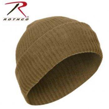 ロスコ Rothco Acrylic Watch Cap ニットキャップ Brown ブラウン KNITCAP