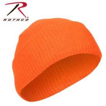 ロスコ Rothco Acrylic Watch Cap ニットキャップ Orange オレンジ KNITCAP