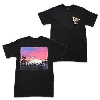 インアンドアウトバーガー In-N-Out Burger 2020 TEXAS BLACK CA SUNSET Tシャツ BLACK ブラック S/S T-SHIRTS