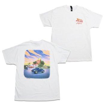 インアンドアウトバーガー In-N-Out Burger 1996 T-SHIRT Tシャツ WHITE ホワイト S/S T-SHIRTS