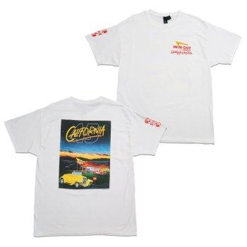 インアンドアウトバーガー In-N-Out Burger 1994 45TH ANNIVERSARY Tシャツ WHITE ホワイト S/S T-SHIRTS