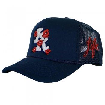 ラ ロパ  LA ROPA Essential Trucker Hats キャップ NAVY ネイビー CAP