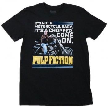 アメリカンクラシックス American Classics Pulp Fiction It's A Chopper Tee Tシャツ BLACK ブラック S/S T-SHIRTS