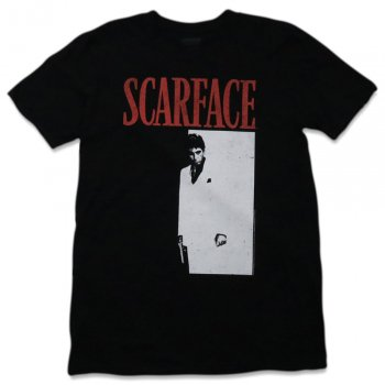 アメリカンクラシックス American Classics Scarface Meng Tee Tシャツ BLACK ブラック S/S T-SHIRTS