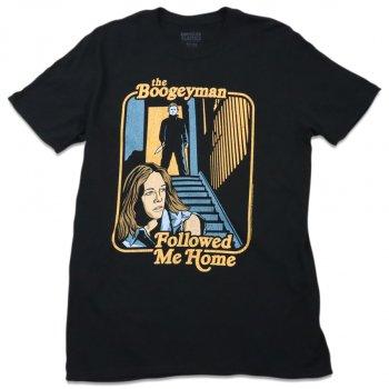アメリカンクラシックス American Classics Halloween Boogeyman Followed Tee Tシャツ BLACK ブラック S/S T-SHIRTS