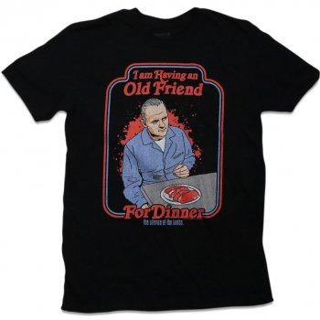 アメリカンクラシックス American Classics Silence Of The Lambs Tee Tシャツ BLACK ブラック S/S T-SHIRTS