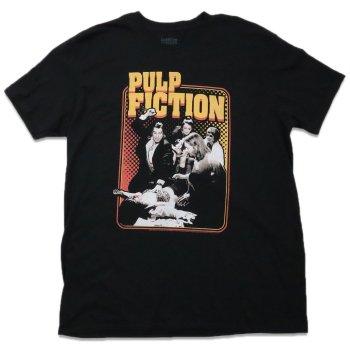 アメリカンクラシックス American Classics Pulp Fiction Shot Tee Tシャツ BLACK ブラック S/S T-SHIRTS
