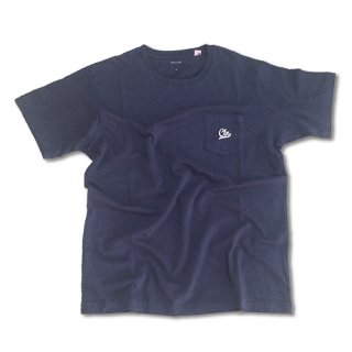 Chillax Logo Pocket Navy