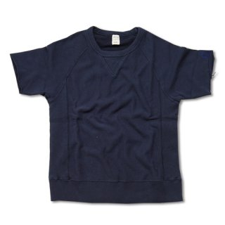 Chillax Sweat Tee (Navy)