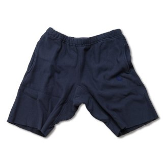 Chillax Sweat Short Pants (Navy)