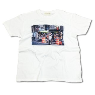 Chillax × 1101 Photo Tee No.7