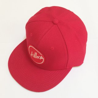 Chillax A/W Cap (Red)