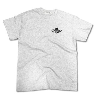 Chillax Fish Logo Tee