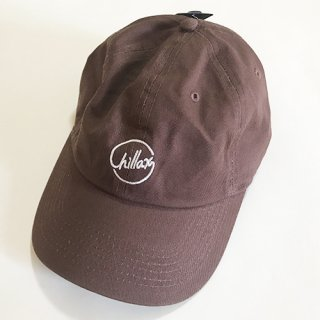 Chillax 6 Panel Cap (Brown)