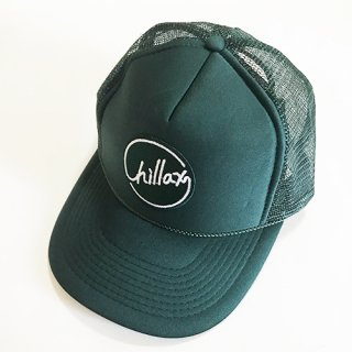 Chillax Mesh Cap (Dark Green)