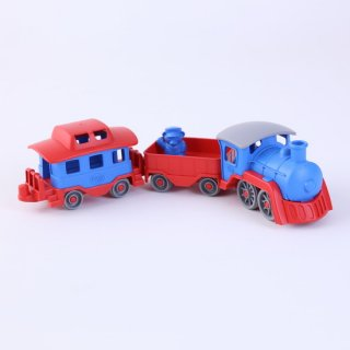 Green Toys トレインブルー