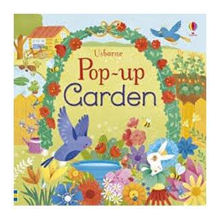 飛び出す絵本 Pop-up Garden
