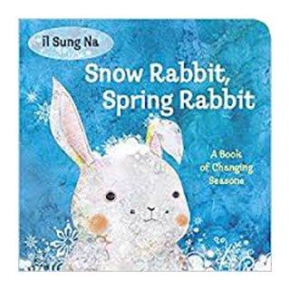 はじめてのストーリー絵本 Snow Rabbit, Spring Rabbit