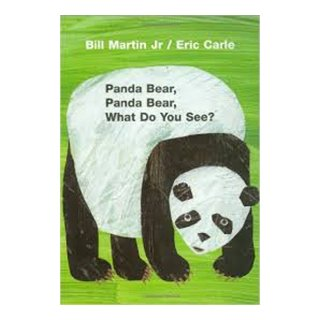 <img class='new_mark_img1' src='https://img.shop-pro.jp/img/new/icons62.gif' style='border:none;display:inline;margin:0px;padding:0px;width:auto;' />Panda Bear, Panda Bear, What Do You See? - CD付き