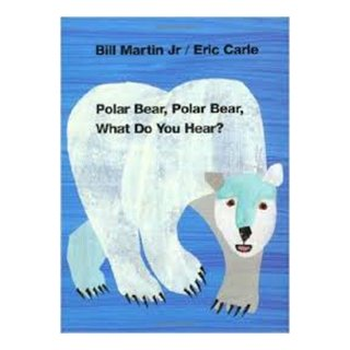 <img class='new_mark_img1' src='https://img.shop-pro.jp/img/new/icons62.gif' style='border:none;display:inline;margin:0px;padding:0px;width:auto;' />Polar Bear, Polar Bear, What Do You Hear? - CD付き