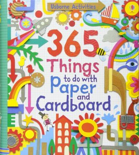 <img class='new_mark_img1' src='https://img.shop-pro.jp/img/new/icons62.gif' style='border:none;display:inline;margin:0px;padding:0px;width:auto;' />365 Things to Do with Paper and Cardboard