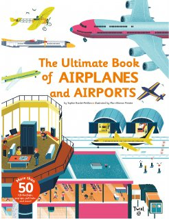 <img class='new_mark_img1' src='https://img.shop-pro.jp/img/new/icons62.gif' style='border:none;display:inline;margin:0px;padding:0px;width:auto;' />Ultimate Book of Airplanes and Airports