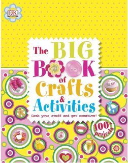 <img class='new_mark_img1' src='https://img.shop-pro.jp/img/new/icons62.gif' style='border:none;display:inline;margin:0px;padding:0px;width:auto;' />The Big Book of Crafts & Activities